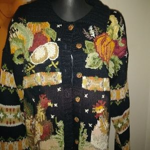 Thanksgiving Cardigan